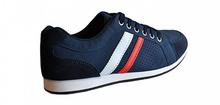 Мъжки спортни обувки в син цвят