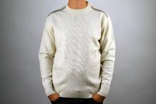 Луксозен мъжки пуловер ВЪЛНА