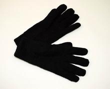 Мъжки плетени ръкавици с вата- код 001