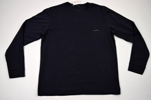 Мъжка стилна блуза в графитено сиво до 5ХЛ
