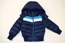 Детско зимно яке в три цвята от 2 до 6г.