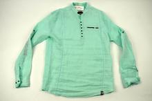 Мъжка ленена риза