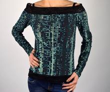 Дамска стилна блуза
