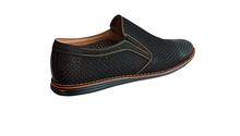 Страхотни мъжки обувки - черно