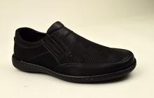 Класически мъжки обувки  в черно