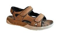 Мъжки сандали с лепки