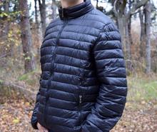 Мъжко пролетно - есенно яке TYLER - черно