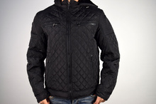 Мъжко зимно яке ARNOLD - черно