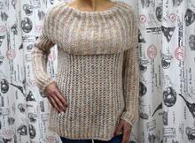Дамска блуза с дълъг ръкав - ISABELLA - розова