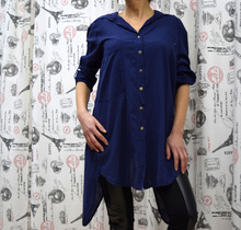 Дамска риза с дълъг ръкав - MAKENNA -