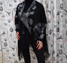 Дамска жилетка - KEIRA- черна