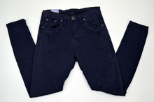 Дамски панталон тип потур - ALEXANDRA - тъмно син