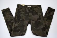 Дамски панталон тип потур - CAMOUFLER - камуфлаж