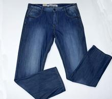 Класически мъжки дънки - JOHN - сини