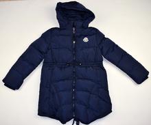 Зимно яке за деца и юноши - JsJ COLLECTION - тъмно синьо от 8 до 16 годишни