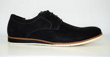 Комфортни мъжки обувки ХИТ МОДЕЛ - MARK - черни