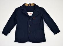 Памучно модно сако за момче БЪЛГАРСКО ПРОИЗВОДСТВО от 2 до 12 годишни