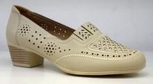дамски обувки на нисък ток