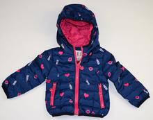 Детско пролетно яке - ANNY - тъмно синьо от 1 до 5 г.