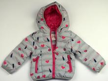 Детско пролетно яке - ANNY - сиво от 1 до 5 г.