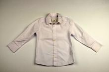 Елегантна памучна риза - LIBERTO - от 3 до 12 годишни