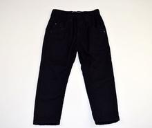 Детски панталон - BOY STUDIO - черен/ ватиран  за 4 г.