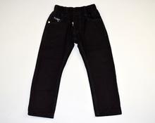 Детски панталон за момчета - FY 96 - тъмно сив от 4 до 8 годишни
