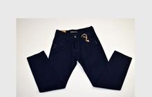 Модни панталони за момчета - JSJ - тъмно син