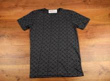 Мъжка тениска - SEAN -  сива до 3XL