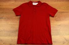 Страхотна мъжка тениска - EVAN - червена до 6 XL