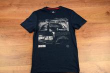 Модна мъжка тениска - VOLKSWAGEN - сива до  3XL