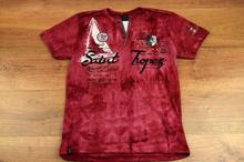 Мъжка тениска - SAINT TROPEZ - червена