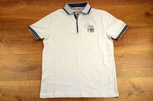 Мъжка тениска - FERN ISLAND - бяла