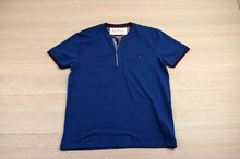 Мъжка тениска - MCS - синя