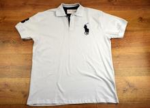 Модна мъжка тениска - TIMOTHY - бяла до 4XL