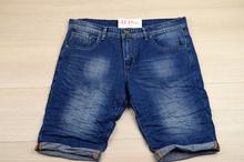 Къси мъжки дънки - BRAYDEN - сини
