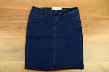 Дамска дънкова пола - SAMANTHA - тъмно синя