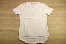 Модна мъжка тениска - ITALIAN TOP MAN - бяла