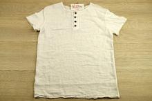 Комфортна мъжка тениска - ITALIAN TOP MAN - бяла