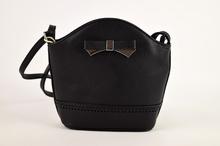 Малка дамска чанта - LILY - черна