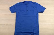 Спортно - елегантна мъжка риза - MEN - светло синя