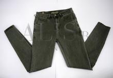 Дамски панталон голям размер - DAYNA - сив от 42 до 52 размер