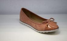 Ежедневни дамски пантофки - BALERINA - розови