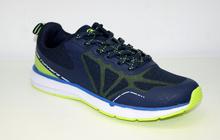 Модни мъжки маратонки - STAR - тъмно сини