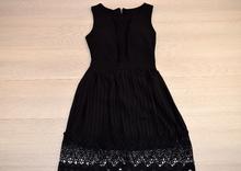 Парти дамска къса рокля - MIA - черна