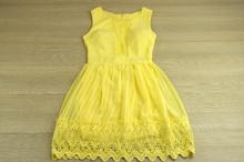 Парти дамска рокля - MIA - слънчево жълта