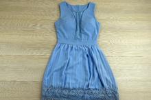 Парти дамска рокля - MIA - морско синя
