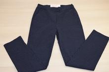 Дамски панталон - AVA - до 3XL  тъмно син