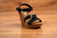 Дамски сандали - STAR - черни