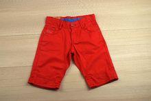 Къси детски панталони - RED - червен за 4 години
